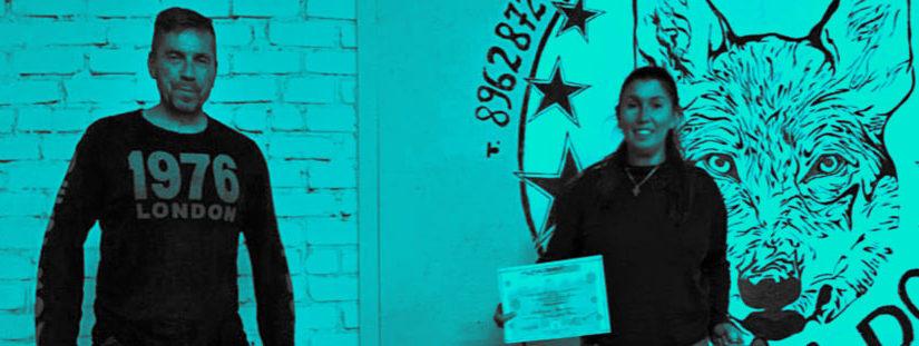 Участие в семинаре «Бесконфликтные методы дрессировки» Алекса Вяткина в Краснодаре
